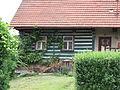 Štěpanice (Úbislavice), zelená roubenka.jpg