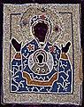 Бисерный оклад с иконы Богоматерь Знамение.jpg