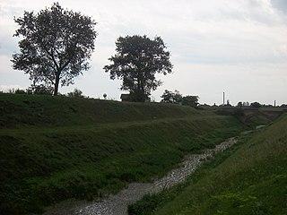 Trpinja Municipality in Slavonia, Croatia