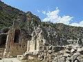 Вход в амфитеатр III век н.э. Мира Ликийская. Турция. Июнь 2011 - panoramio.jpg