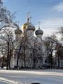 Главный собор Новодевичьего монастыря с восточной стороны - panoramio.jpg