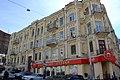 Готель «Пале-Рояль» і прибутковий будинок, в якому у 1910-х р. проживав Бобрусов М. П..JPG