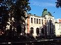 Здание водолечебницы Краснодар Russia 02.JPG