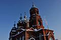 Казанская церковь (вид снизу).JPG