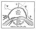Карта к статье «Кельн». Военная энциклопедия Сытина (Санкт-Петербург, 1911-1915).jpg