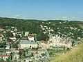 Комплекс колегіуму чину єзуїтів. Вид із гори Бона. м.Кременець.jpg