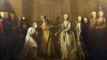 Confirmation of Alexander's wife Elizabeth Alexeievna (Source: Wikimedia)