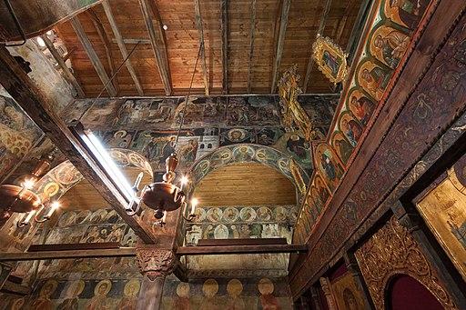 Несебыр Церковь Св Стефана Интерьер СевероВосточная часть