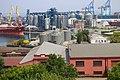 Одеса, Червоні пакгаузи, Одеський морський торгівельний порт.jpg