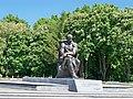 Пам'ятник Шевченку Т. Г., українському поету і художнику.JPG