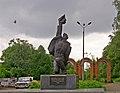 Пам'ятник партизанам в Калинівці PIC 0804.JPG