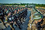 Підготовка Нацгвардії до військового параду на честь Дня Незалежності України 1073-2 (20299874038).jpg