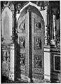 Резные царские двери в Успенской церкви Шаровкинском Успенском монастыре села Ильинского.jpg
