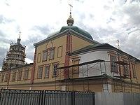 Церковь Сошествия Святого Духа в Казани (11 июня 2015 года).JPG