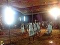 കുത്തിയോട്ടം ചുവടും പാട്ടും @ Mulluthara devi temple,Malamekkara,Adoor.jpg