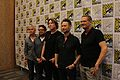 'Guardians of the Galaxy','Flash','Avengers' Composers Panel SDCC 2014.jpg