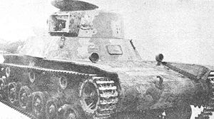 Type 2 Ke-To - Type 2 Ke-To light tank