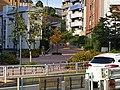 東横線線路跡反町駅方 - panoramio.jpg