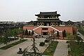歌风台 the Gefeng Tai Altar of Peixian Couty ,jiangsu.jpg