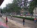 济齐路与交校路、公交站附近 - panoramio.jpg
