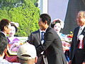 第149回天皇賞 - 149th Tenno Sho Spling (GI) - Kyoto Racecourse (May 4, 2014) (14112574655).jpg