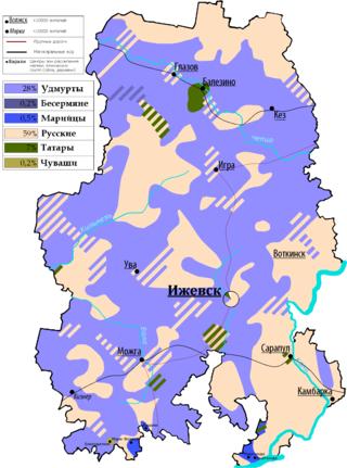 Удмуртия — Википедия