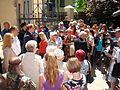 003023 Bilder von der offiziellen Eröffnung der Beksiński-Galerie am 19. Mai 2012 in Sanok.JPG