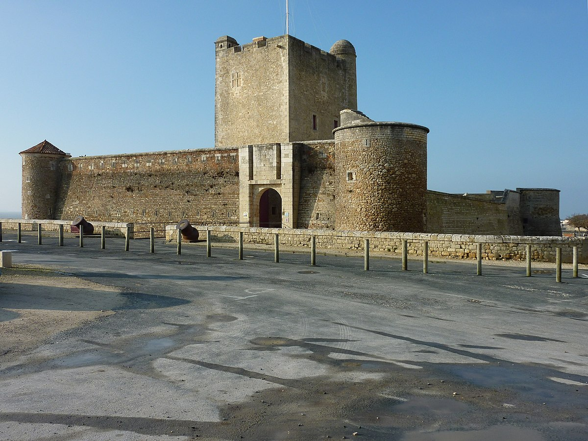 Fort de fouras wikip dia for Fouras hotel des bains