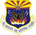 00 Arizona Air National Guard Patch