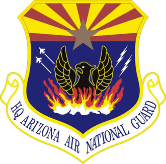 Arizona Air National Guard - Image: 00 Arizona Air National Guard Patch