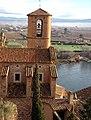 013 Església de la Nativitat (Miravet), des del c. Castell.JPG