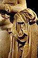 02 2020 Grecia photo Paolo Villa FO190026 bis (Museo archeologico di Olimpia - Statua Ermes con Dioniso Bambino scolpita da Prassitele, Arte pre Ellenistica, dettaglio del panneggio, con gimp).jpg