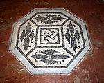 0466 - Pavia - S. Pietro in Ciel d'Oro - Mosaico abside - Foto Giovanni Dall'Orto, 17-Oct-2009.jpg