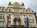 052 Antic edifici de les Assegurances Municipals, Staroměstské Náměstí.jpg