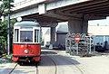 055R15240679 Inzersdorf, Badner Bahn Strecke, Strassenbahn, Typ T1.jpg