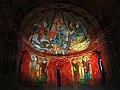 072 Monestir de Sant Benet de Bages, recreació de la primitiva església romànica.jpg