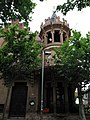 078 Casa Roura, riera de Sant Domènec 1 (Canet de Mar).JPG
