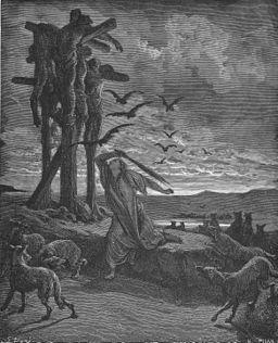 082.Rizpah's Kindness toward the Dead