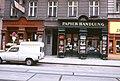 082R20000881 Stadt, Lerchenfelderstrasse, Fassaden, Geschäfte.jpg