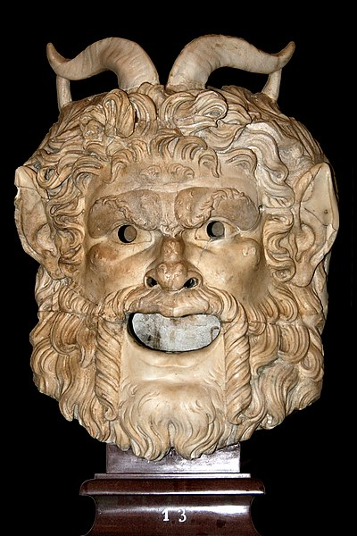 File:0 Masque de satyre - Musei Capitolini.JPG