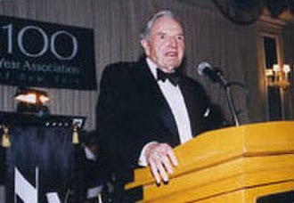 The Hundred Year Association of New York - 1965 Gold Medal Award winner David Rockefeller