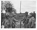 111-SC-411773 - Four infantrymen, members of two patrols that closed the escape gap east of Metz cutting off the escape of the encircled Germans in the town, shake hands after their mission has been accomplished.jpg