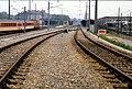 116L32300484 Vorortelinie, ÖBB Bahnhof Heiligenstadt, Einfahrtsgleise der Vorortelinie, Blick stadtauswärts.jpg