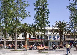 Cordillera Province, Chile - Image: 12. Plaza de Puente Alto