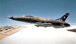 Republic F-105D-5-RE Thunderchief