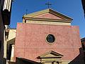 124 Església de Sant Pere (Monistrol de Montserrat), timpans de la façana.JPG