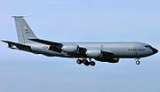 136th Air Refueling Squadron - Boeing KC-135R-BN Stratotanker 64-14839