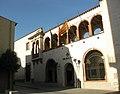 148 Casa de la Vila d'Hostalric, antic convent dels Mínims.jpg