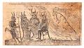 1773 VisionOfHell byGreen WoodcutByPaulRevere.png