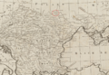 1800 Choczim map Turkey in Europe and Hungary by Mathew Carey BPL 12328 detail.png
